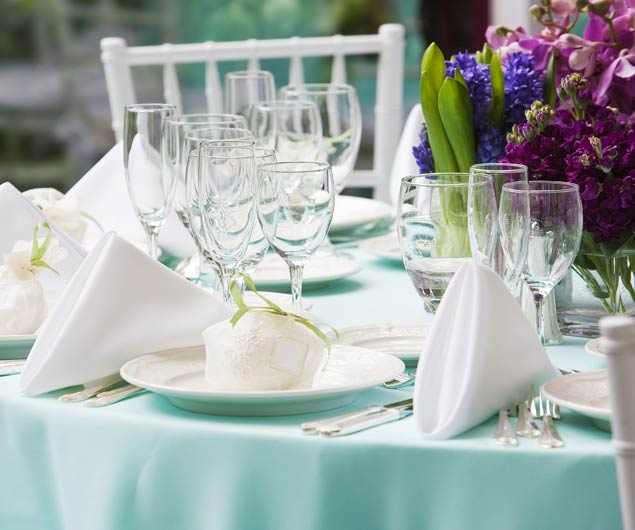 Dining Table Cloth Household Fabrics Dry Cleaning Naples Florida | Platinum Dry Cleaners