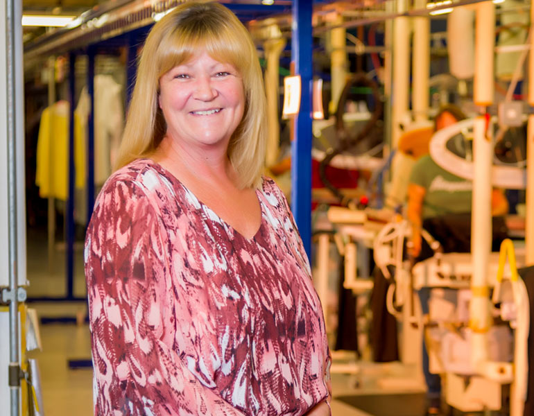 Mary Korbely | Platinum Dry Cleaners Naples Florida